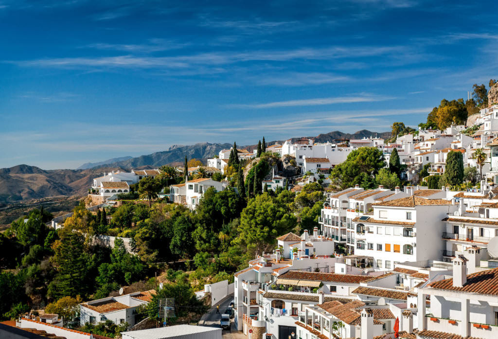 Picture of  Andalusië
