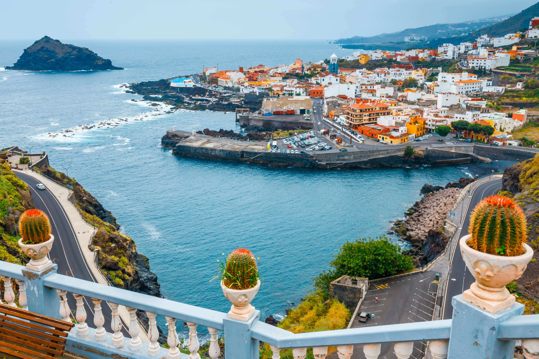 Tenerife a beautiful place to live