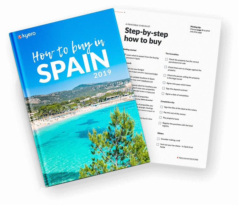 How to buy in Spain guide 2019