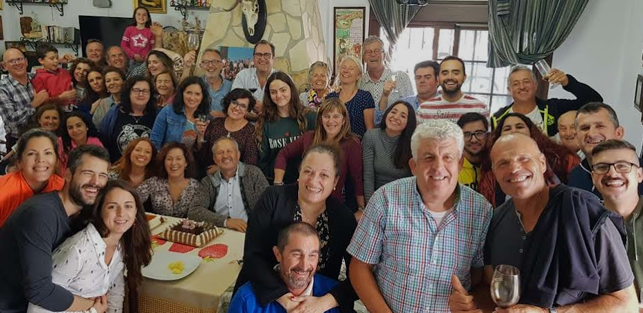 The importance of family in Spain
