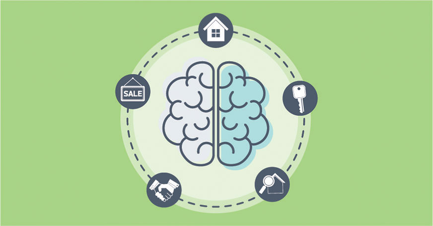 The Psychology of buying a house