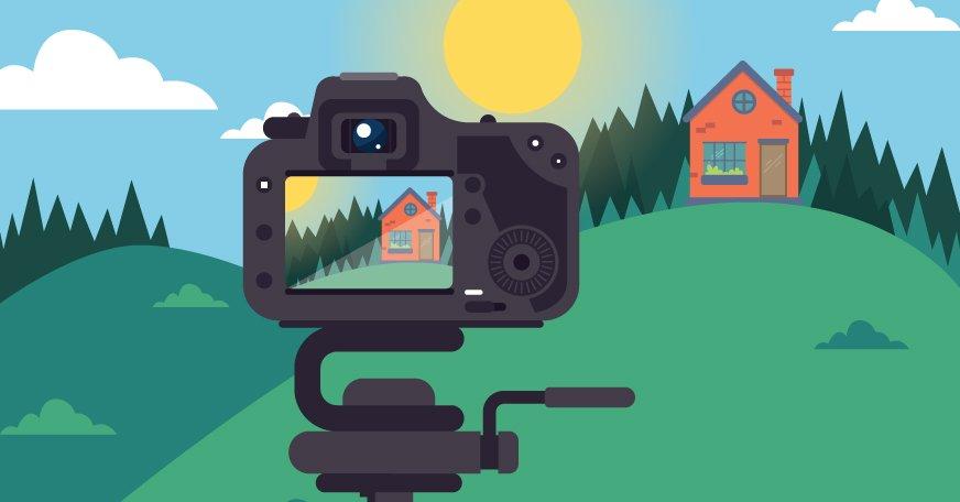 5 trucos fotográficos para optimizar los posibles clientes de las propiedades
