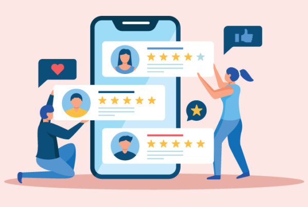 reviews can help you get more property listing and make more sales