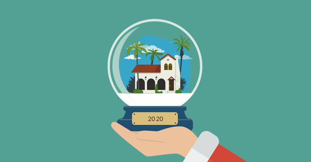 Predicciones de los precios de la vivienda española para 2020 y informe del del IPV 3T 2019